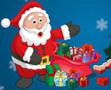 Baking With Santa -