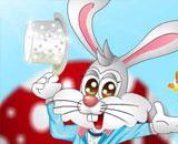 Dancing Bunny -