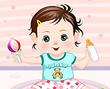 Girly Toddler -