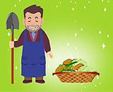 Happy Gardener -