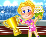 Olympic Doll -