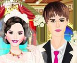 Selena And Justin Wedding -