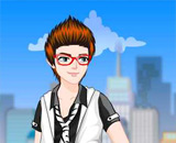 Trend Guy Dressup -
