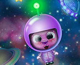 Astronaut Toto -