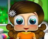 Kinder Garden Girl -