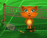 Toto And Sisi Play Tennis -
