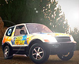 3D Deep Forest Race -