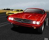 3D Muscle Car  -