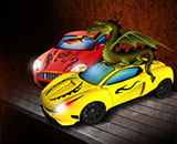 Dragon Rush Racing -