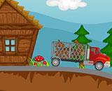 Lumber Truck -