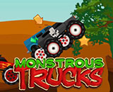 Monstrous Trucks -