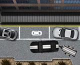 Police Van Parking -