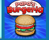 Papa's Burgeria - Burger, Cooking, Restaurant, Management