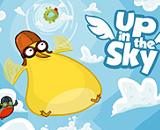 Up In The Sky - 2015 Adventure Games, Cool Games, Free Games, Fun Games, Games, Adventure