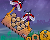 Night Flies - Free Physics Games, Physics Games, Games, Online, Games