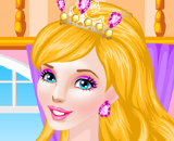 Cinderella Princess Make-over -
