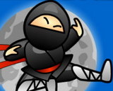 Sticky Ninja Missions - Ninja Games, Arcade Games, Games, Online, Free