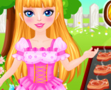 Summer Grill Cooking - Grill Cooking Games