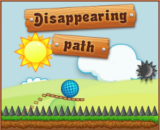 Disappearing Path - Cool Physics Games, Games, Online Games, Games