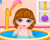 Baby At The Spa - Baby Games, Baby Spa Games, Fun Kids Games