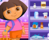 Explore Cooking With Dora - Dora The Explorer Cooking Games