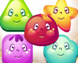 Jelly Friend - Match Three Skill Games