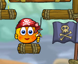 Cover Orange Pirates - Cover Orange, Pirate Games, Physics Games