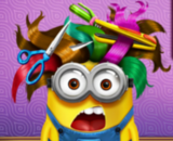 Minions Real Hair Cuts - Minions Skill Games