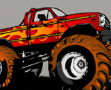 Monster Truck Destroyer - Play Monster Truck Games Online