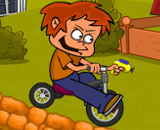 Brave Boy - Online Bike Games