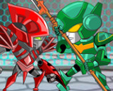 Robo Duel Fight - 2 Player Fighting Games
