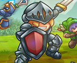 Mighty Knight  - Combat Games Online