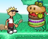 Papa Louie -When Burgers Attack - Arcade Food Games