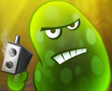 Disease Warrior Rampage  - Shooting Games For Kids