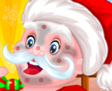 Santa At The Spa - Christmas Girl Games