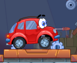 Wheely 4- Time Travel - Car Adventure Games