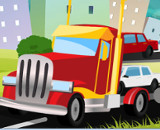 Car Transporter 2  - Big Truck Driving Games