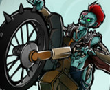 Atomic Zombie Motocross - Play Motocross Games Online