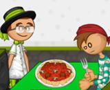 Papa's Pastaria - Free Restaurant Games