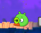 Boom Bad Piggies - Angry Birds Games