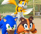 Sonic Boom Link - Fun Sonic Games