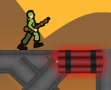 Bridge Tactics - Bombs And Shooting Games
