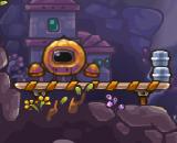 Alien Transporter - Alien Platformer Games