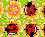 Jumping Ladybugs - Skill Games