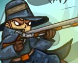 Van Helsing Vs Skeletons - Shooting Games